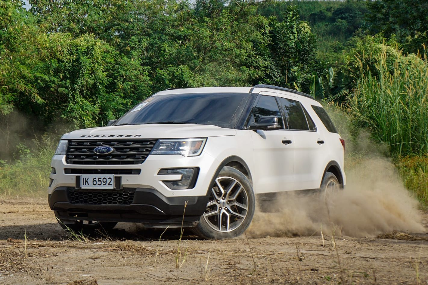 Ford Explorer Sport review