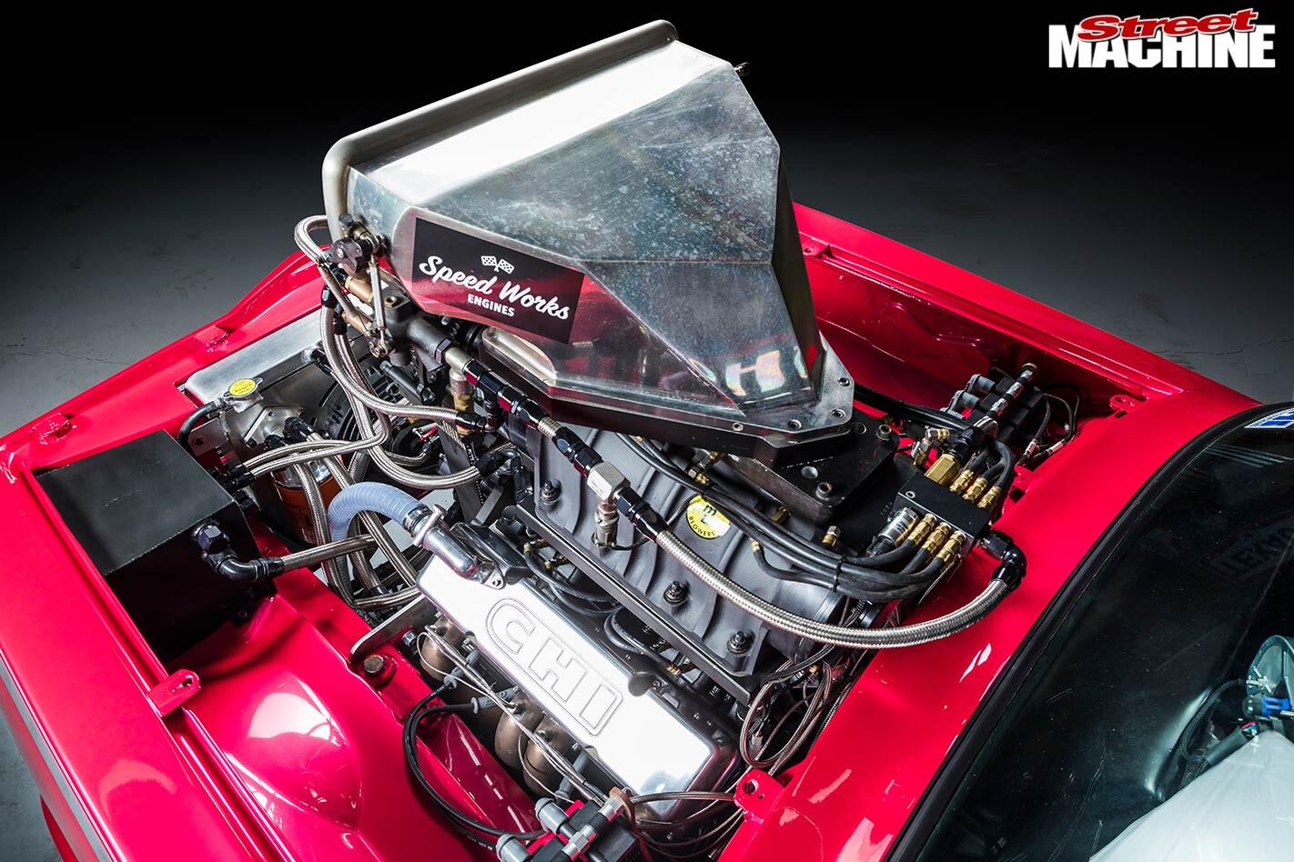 Holden LC Torana engine ay