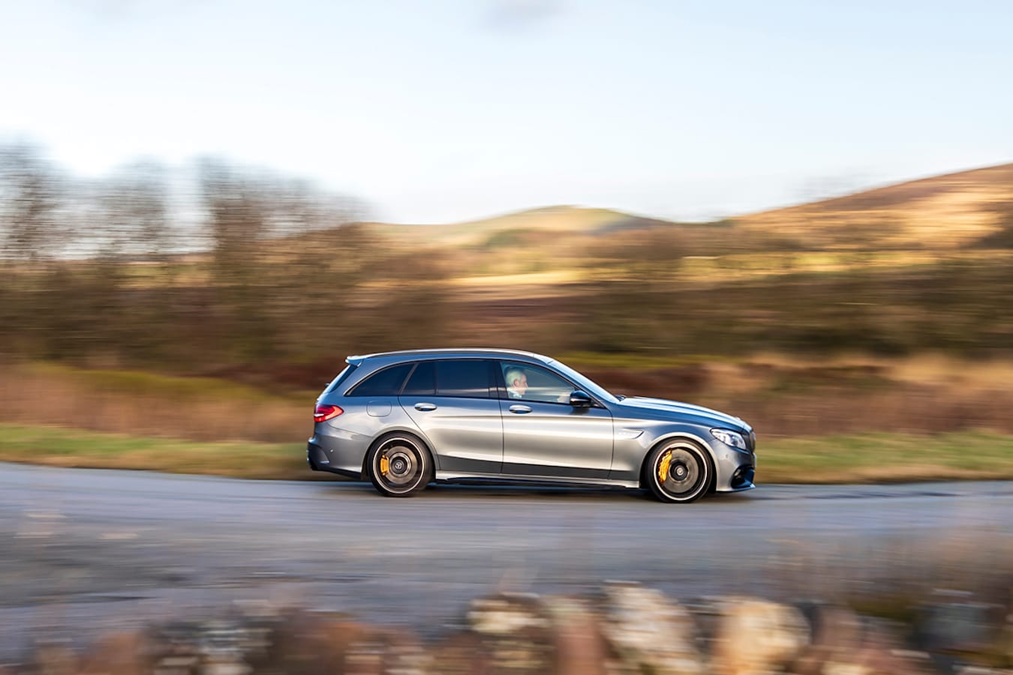 Mercedes-AMG Wagon