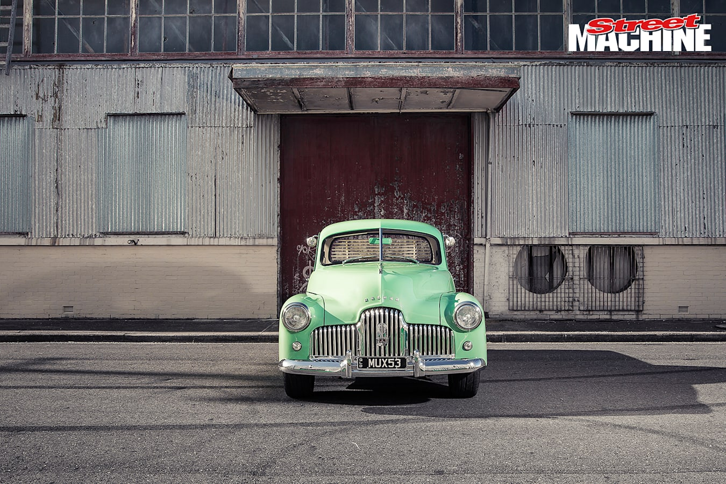 Holden FX Ute Restored 4 Nw