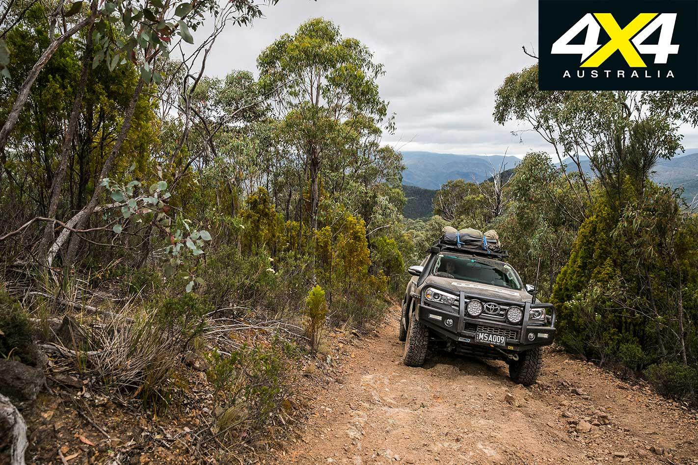 Victorian High Country 4 X 4 Adventure Series Trail Climb Jpg