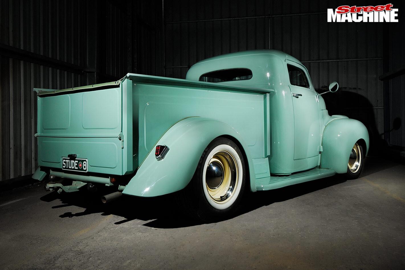 1948 Studebaker M5 pickup rear