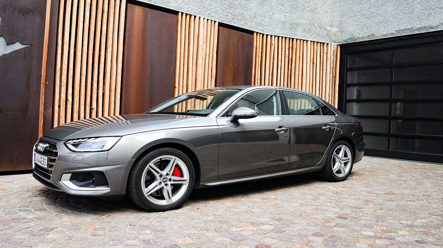 2020 Audi A4 45 TFSI