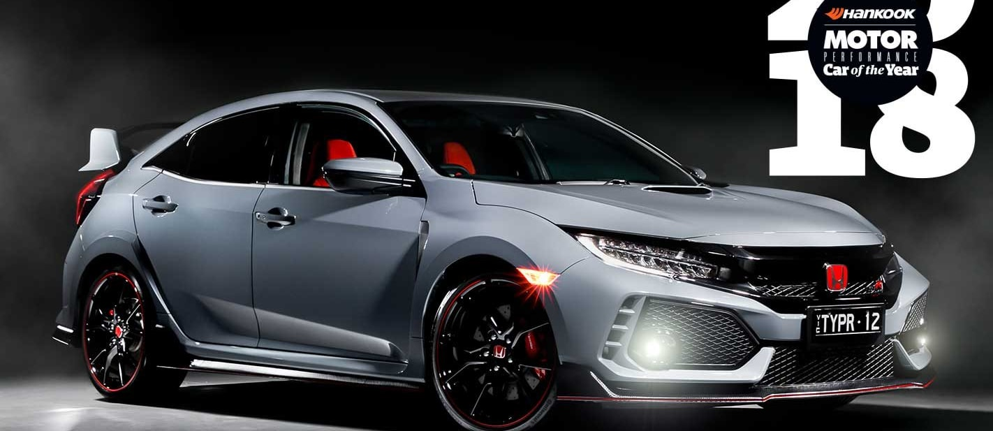 Honda Civic Type R Performance Car of the Year 2018 Winner introduction