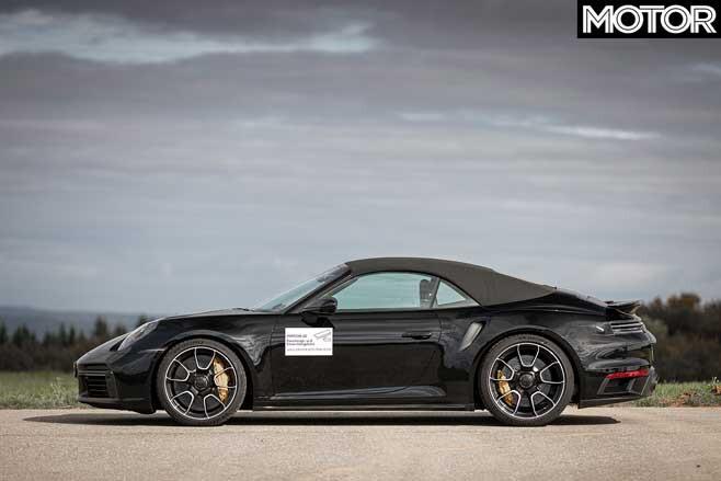 2020 Porsche 992 911 Turbo S Side Jpg