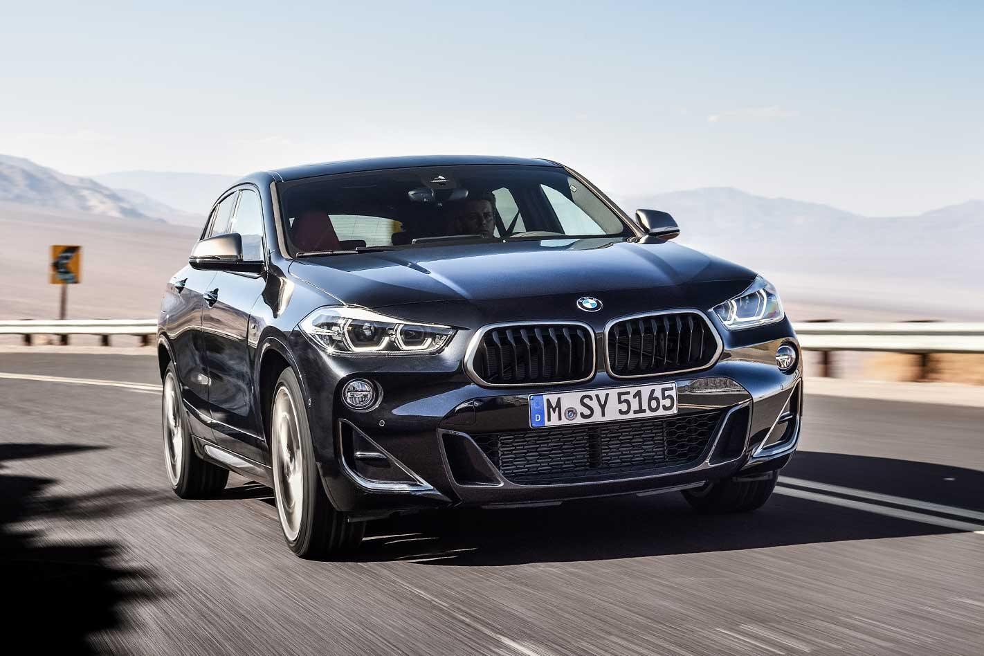 2019 BMW X 2 M 35 I Revealed Jpg