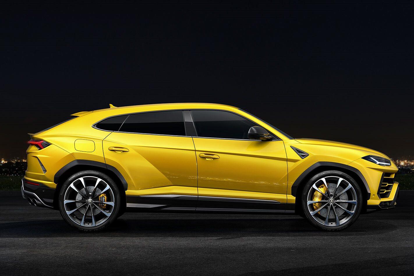 Lamborghini Urus Revealed Jpg