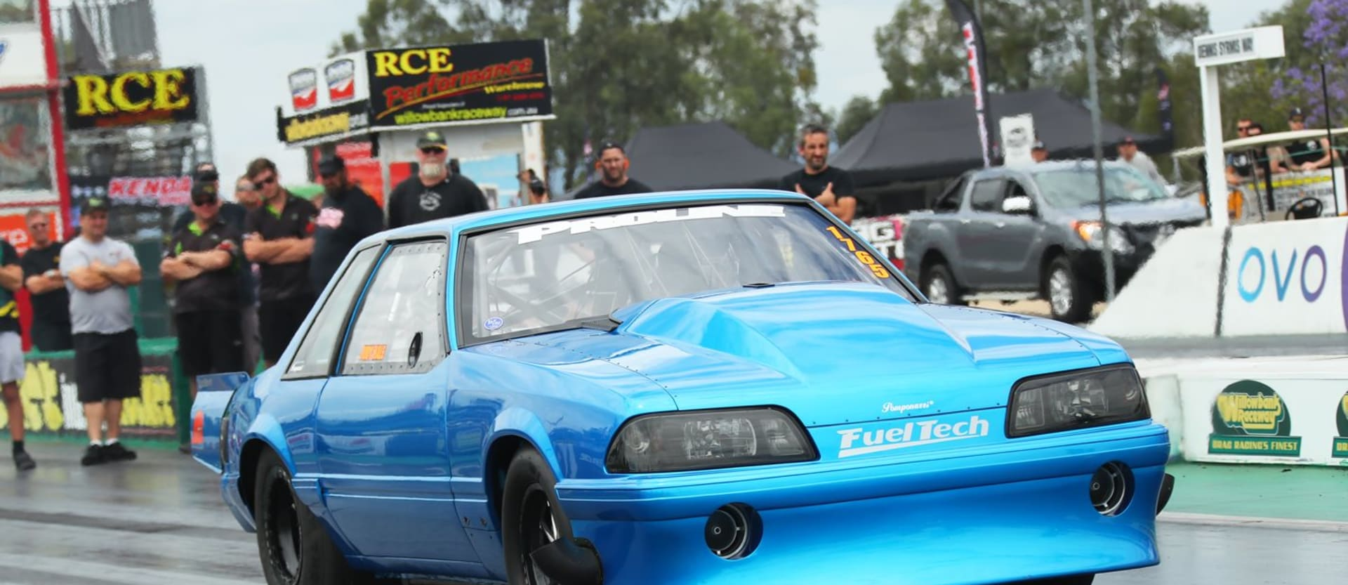 Ford Mustang foxbody Proline