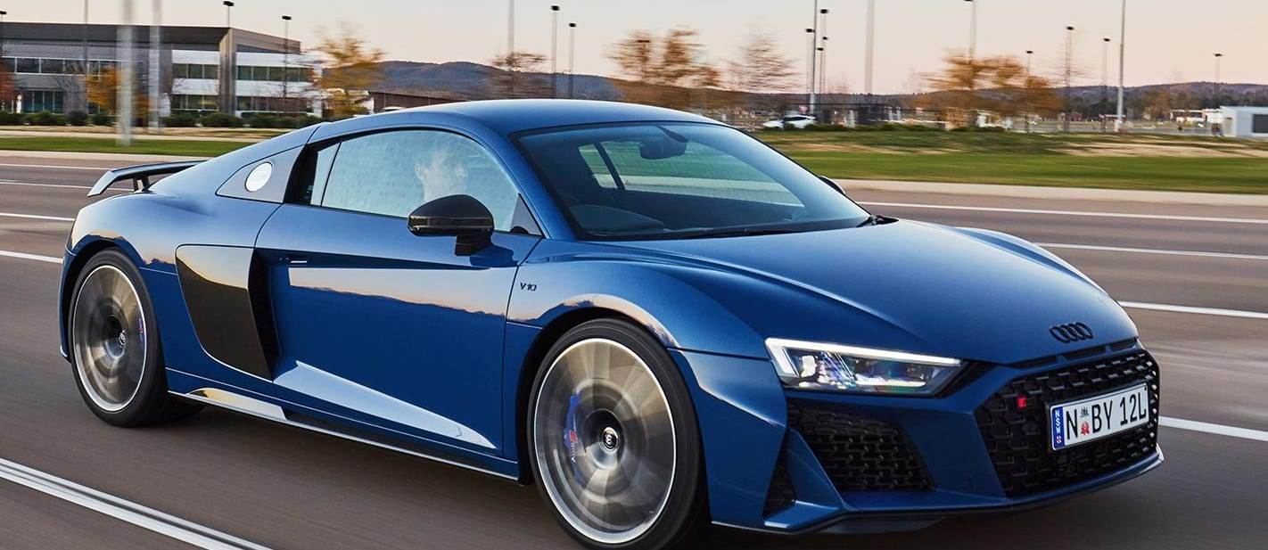 2020 Audi R8 Performance review