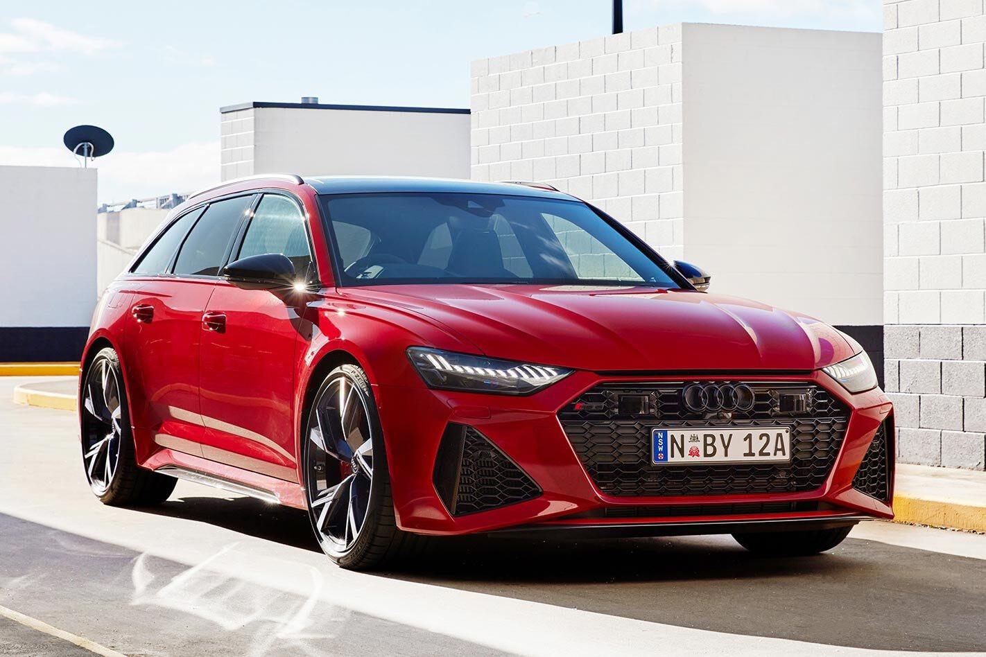 Audi RS 6 Pricing Australia Jpg