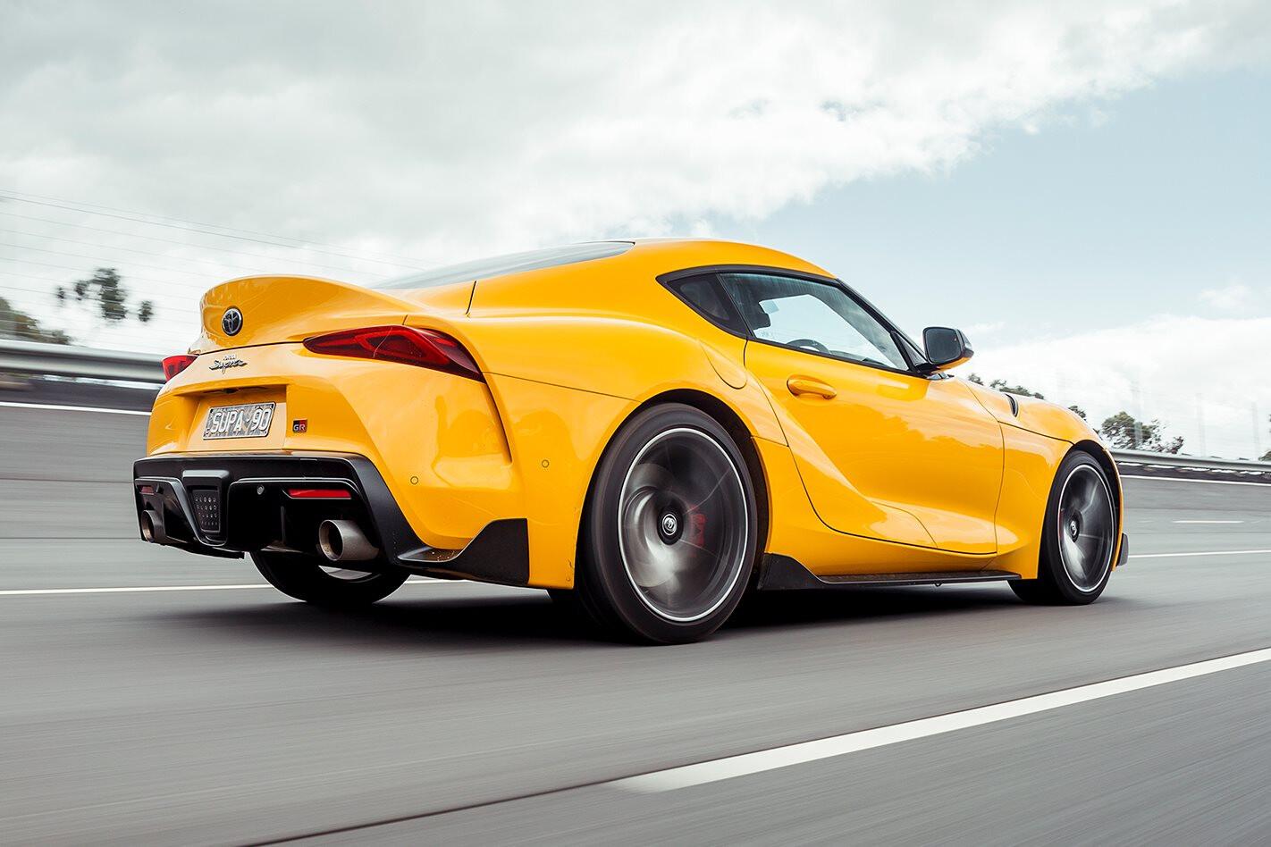 2020 Toyota Supra Wheels COTY