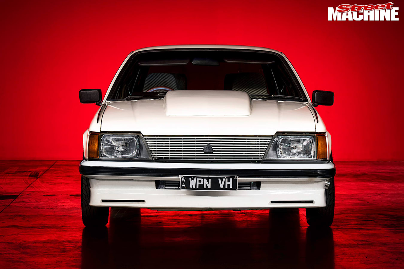 Holden VH Commodore front