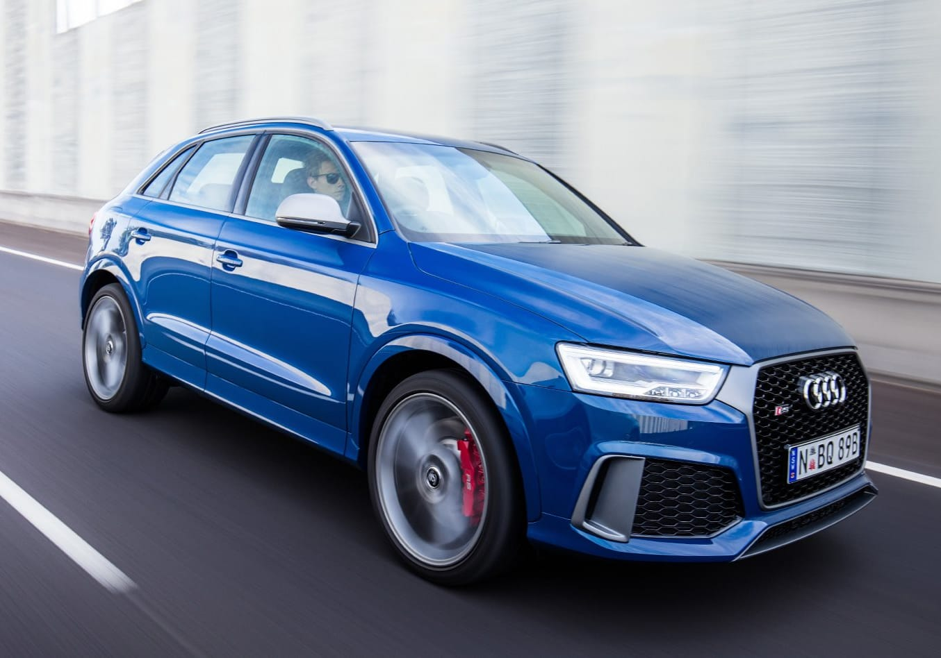 2016 Audi RS Q3 performance review