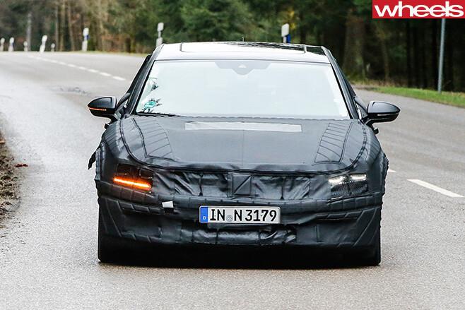 VW-CC-Spy -Pics