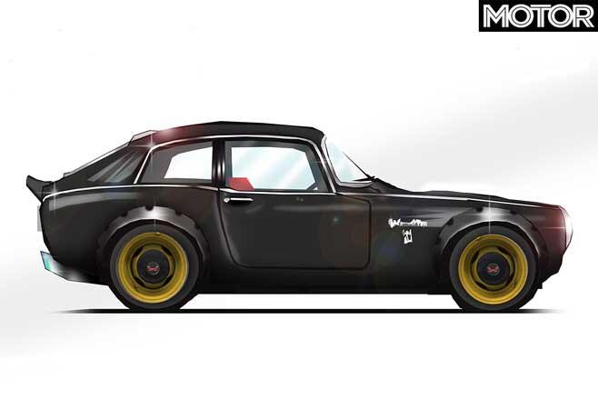 1968 Honda S 800 Coupe Outlaw Jpg