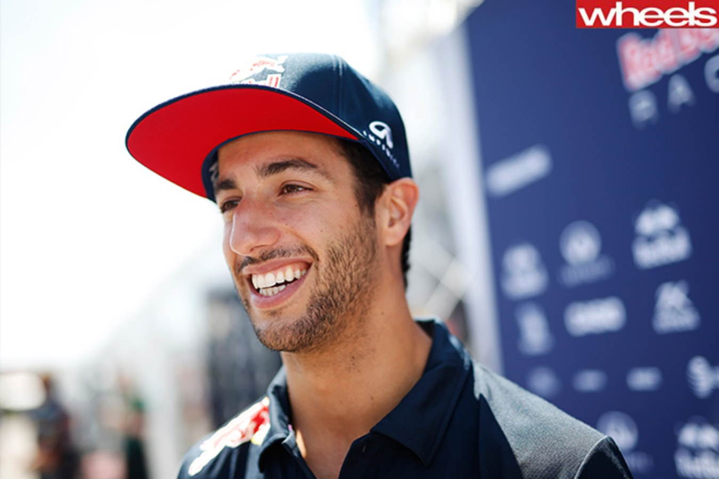 Daniel -Ricciardo -Singapore -F1-Interview