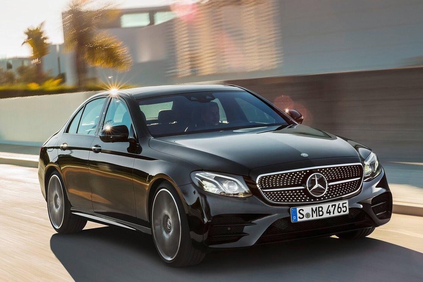 Mercedes AMG E43 revealed