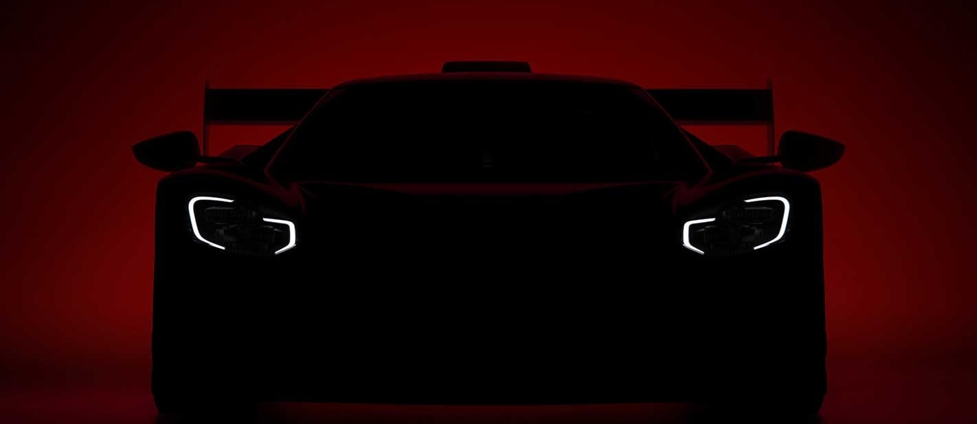 New Ford GT variant coming Goodwood 2019