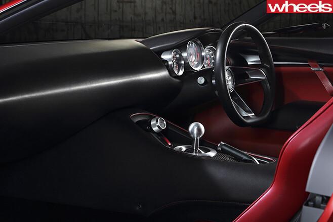 Mazda -R-Vision -Concept -interior