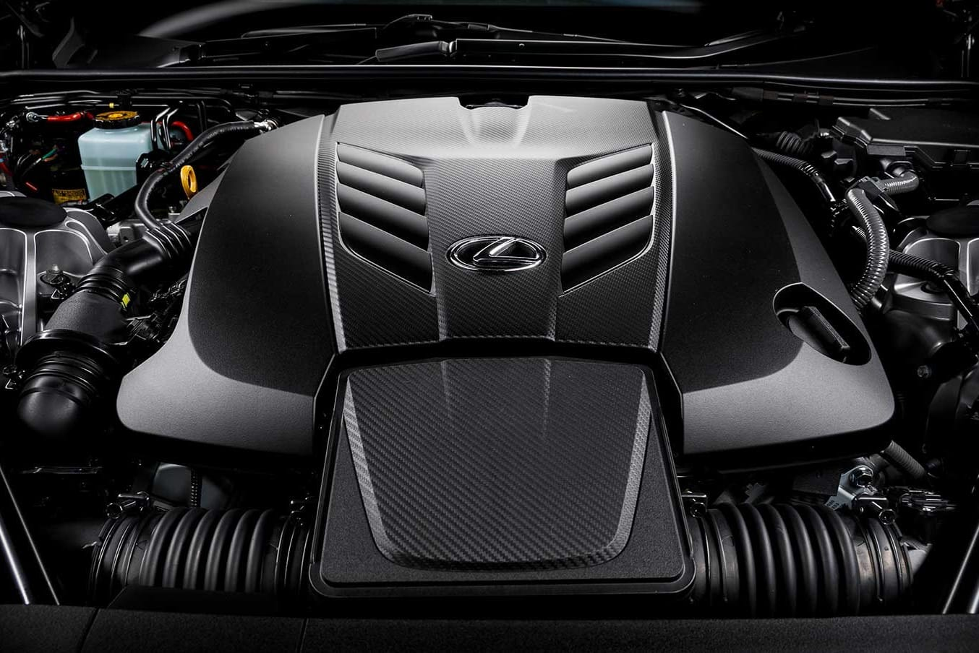 Toyota confirms future Lexus twin-turbo V8