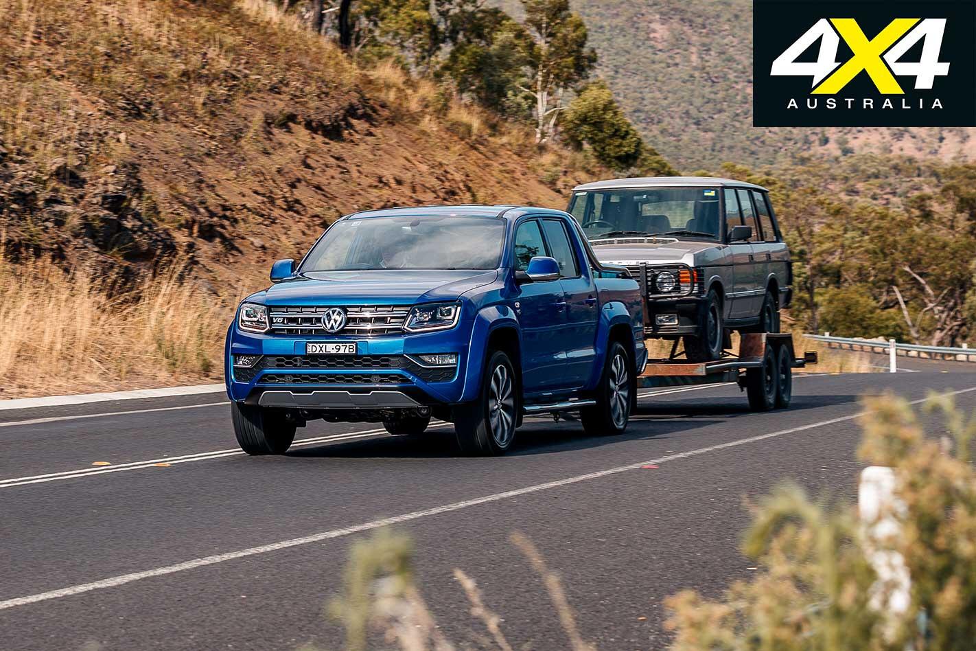2019 Volkswagen Amarok 580 General Load And Tow Test Jpg