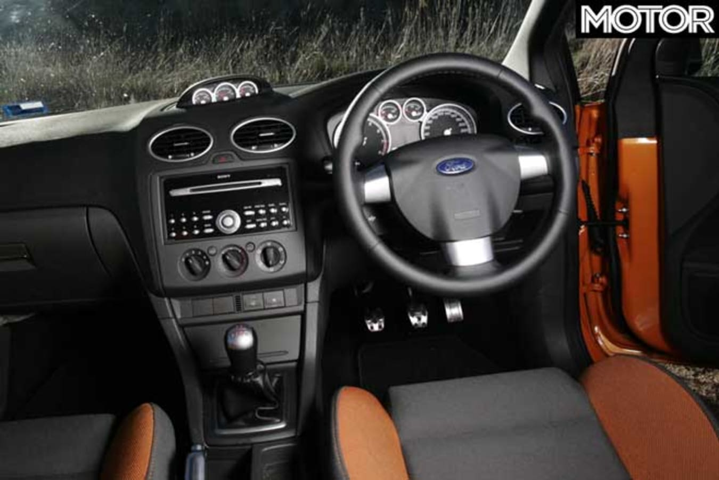 2006 Ford Focus XR 5 Interior Jpg