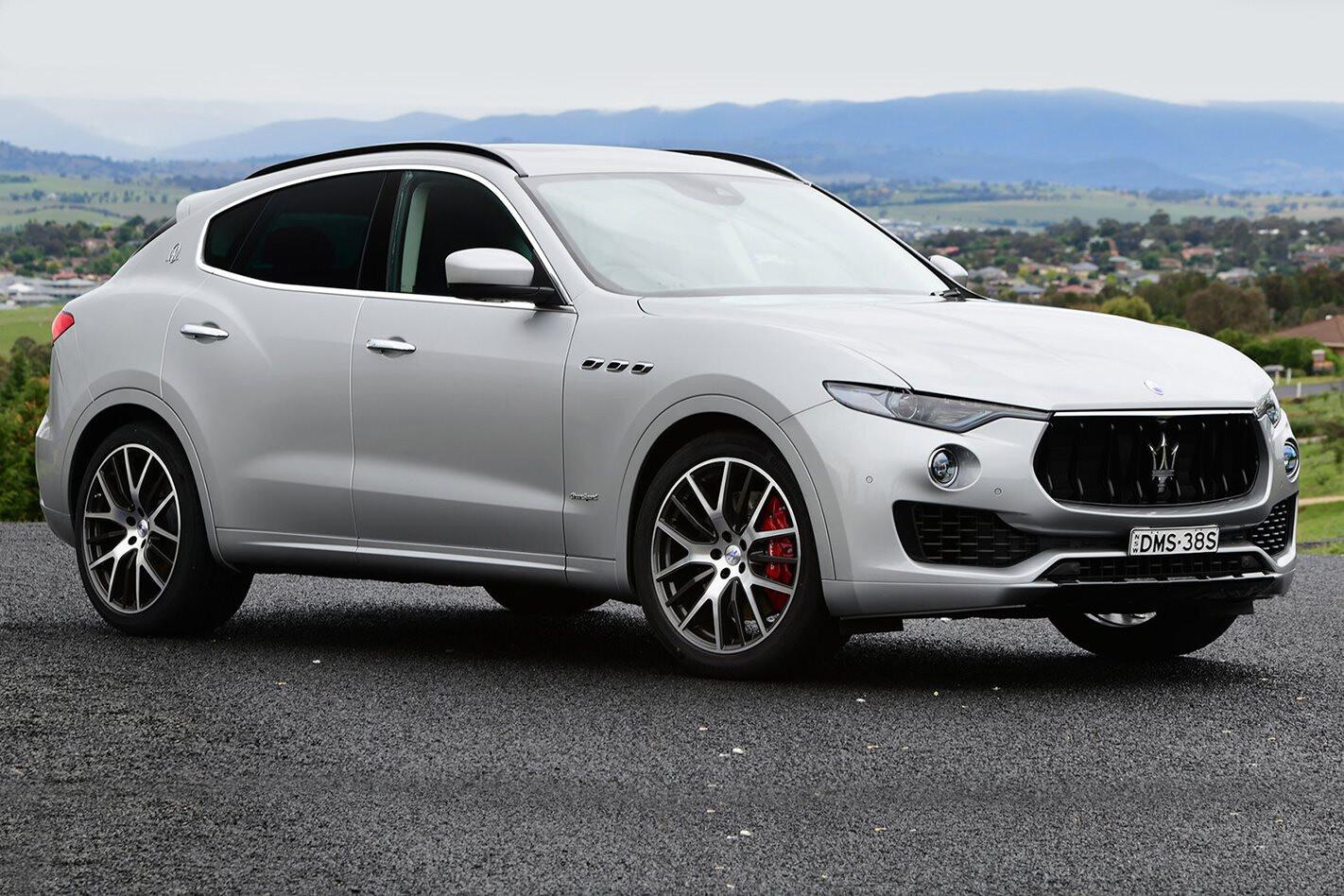 2018 Maserati Levante gains 321kW twin-turbo petrol engine