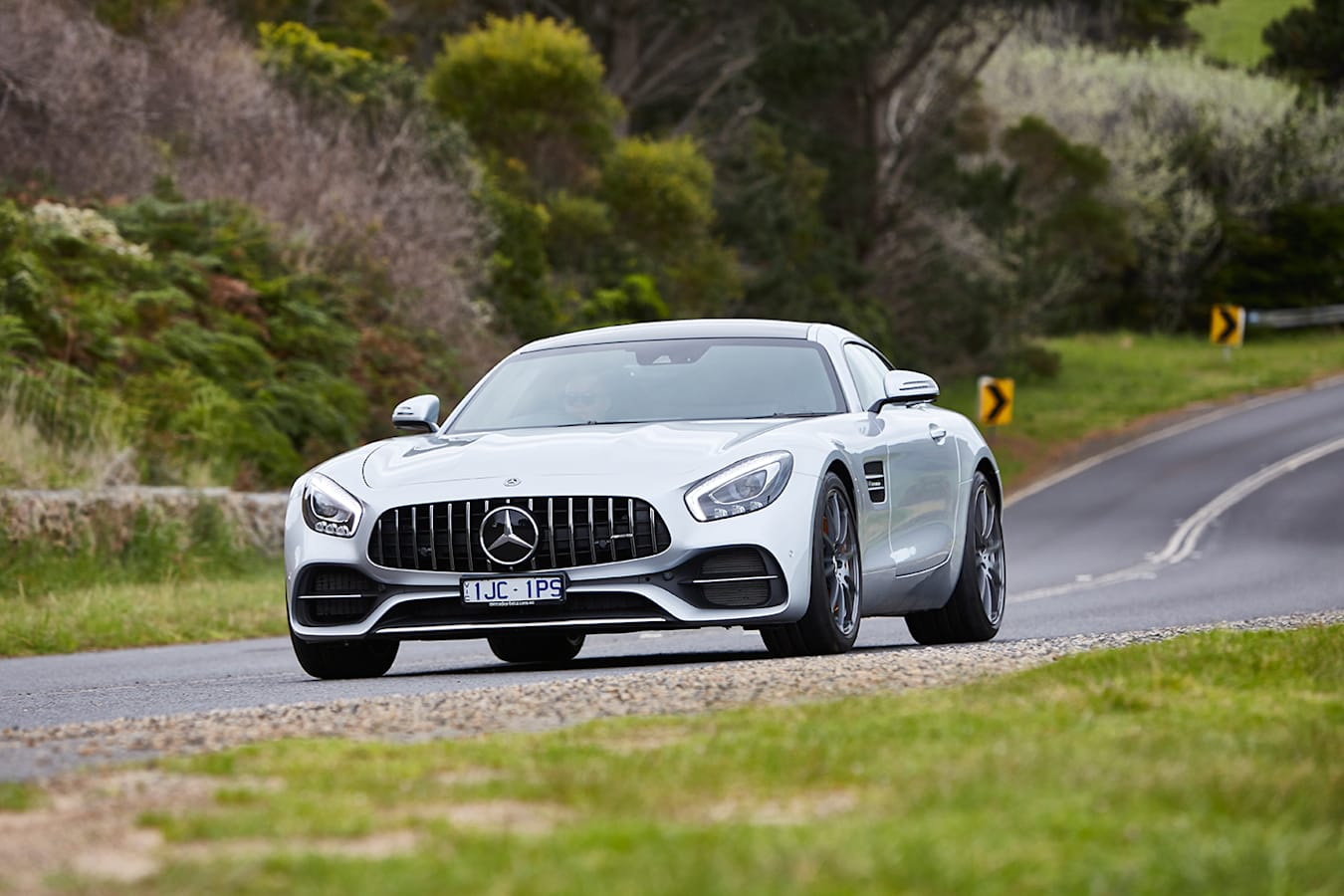Mercedes-AMG GT S Coupe