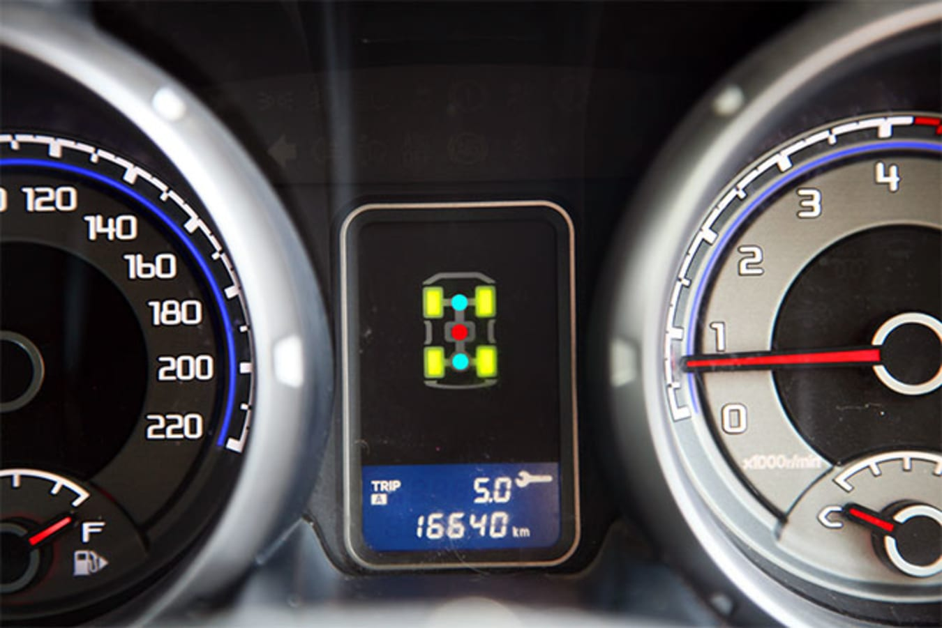 Electronic Traction Control