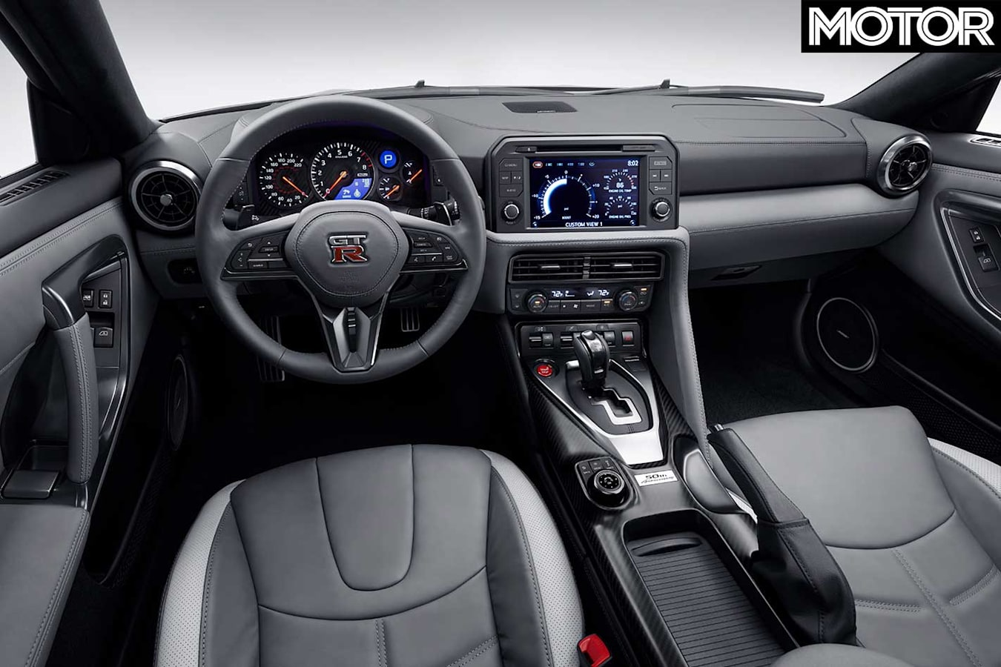 2020 Nissan GT R 50th Anniversary Edition Interior Jpg
