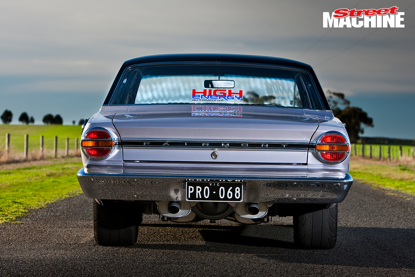 Ford XT Fairmont 9 Nw