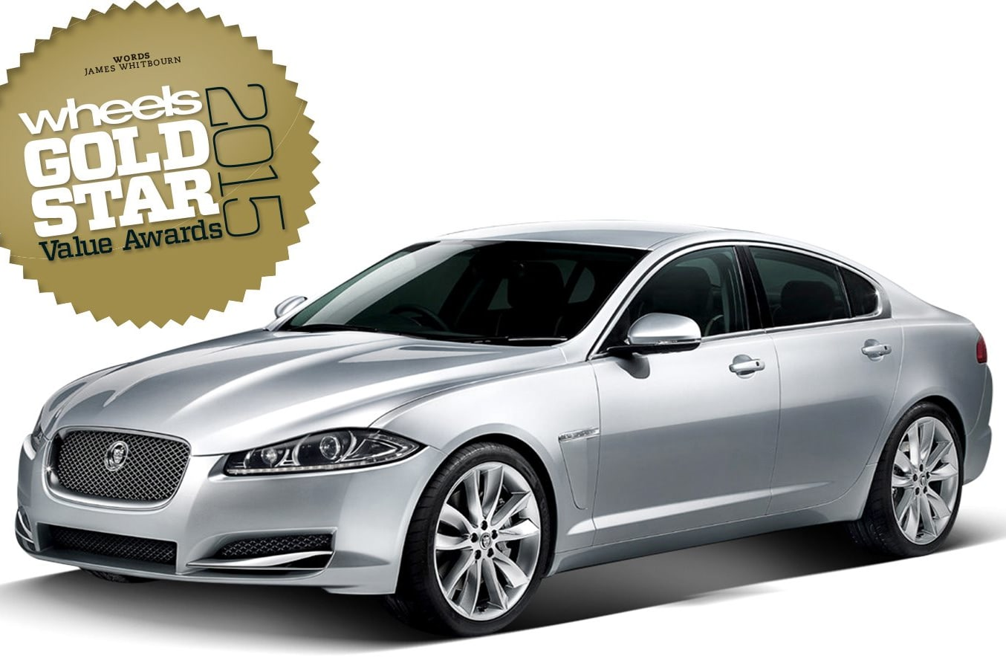 Premium Large Cars: Gold Star Value Awards 2015