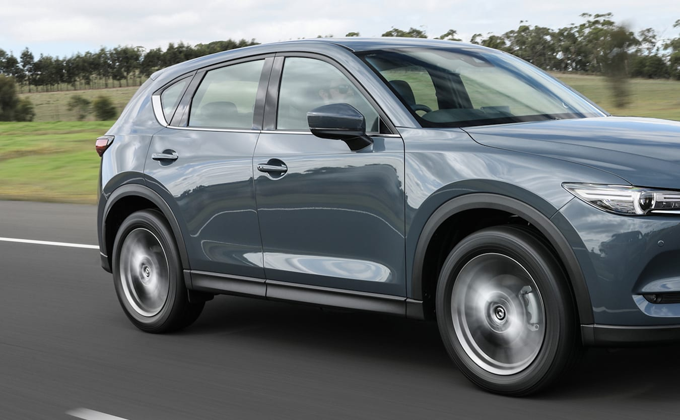 2020 Mazda CX-5 review