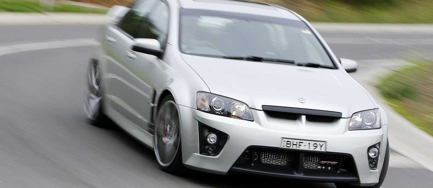 2008 HSV CSV review classic MOTOR