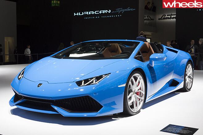 Lamborghini -Huracan-