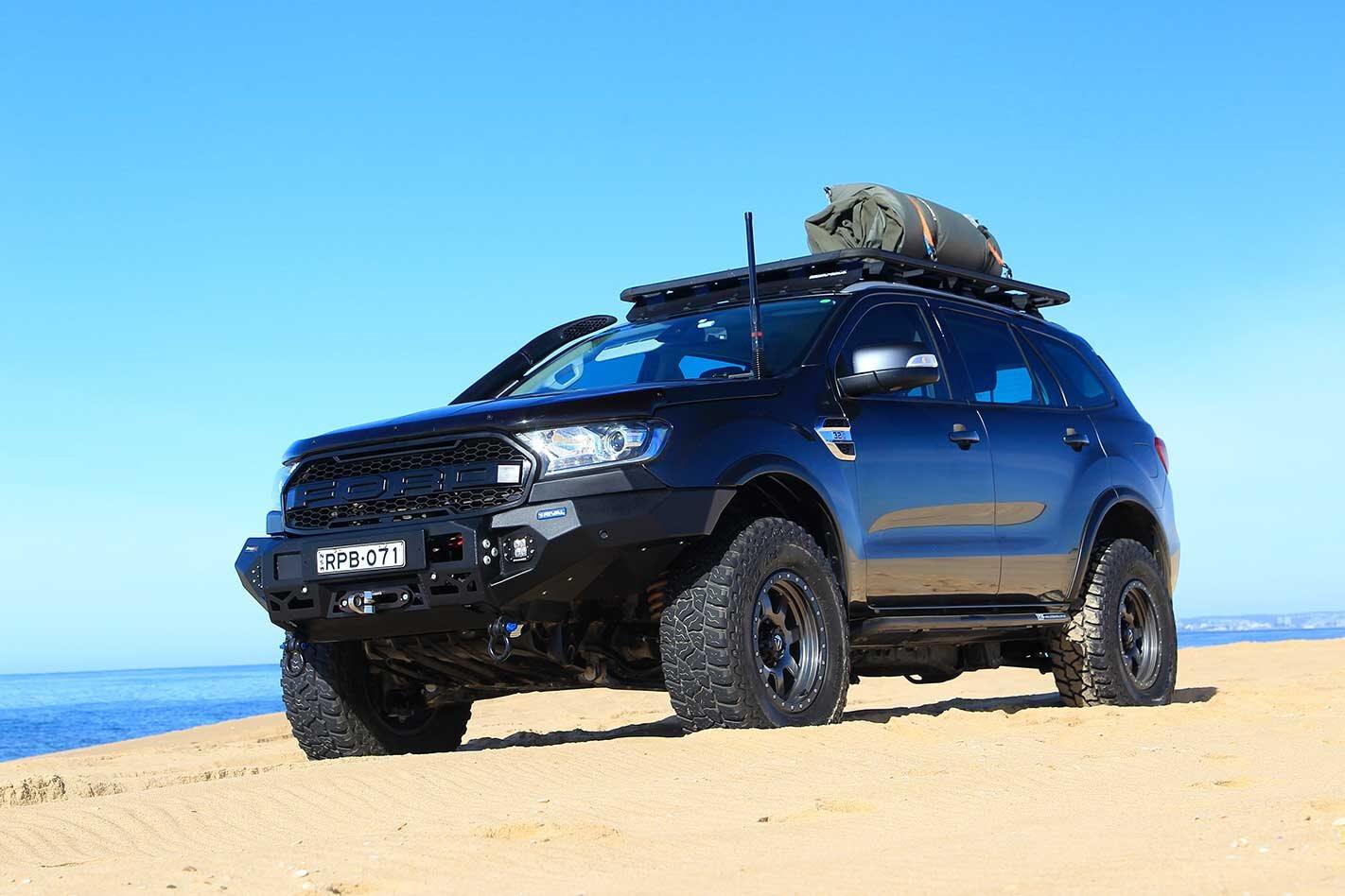 Ford Everest custom 4x4