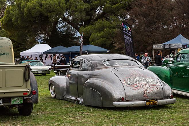 1941 Chevy custom
