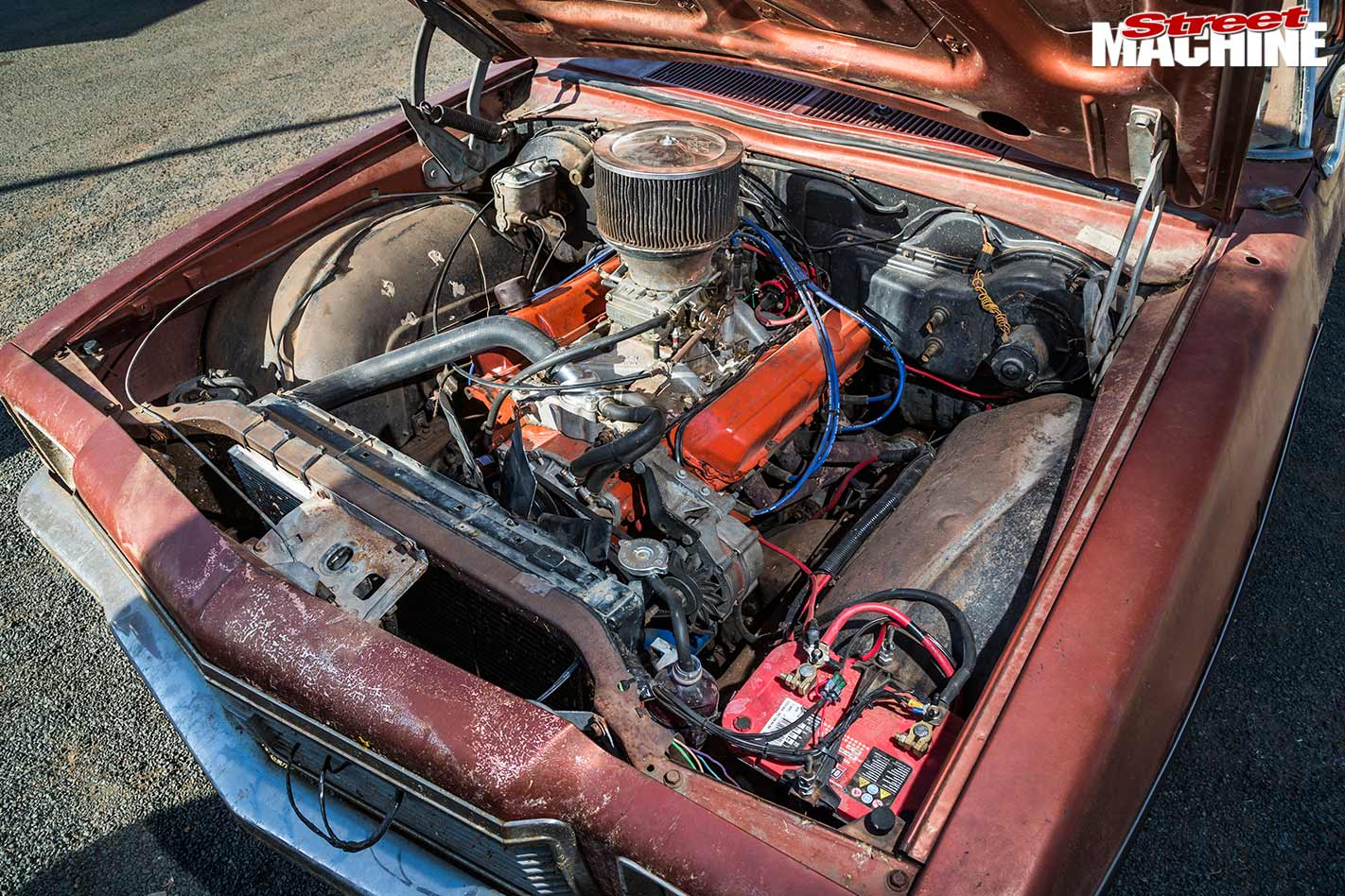 Holden HJ wagon engine eay