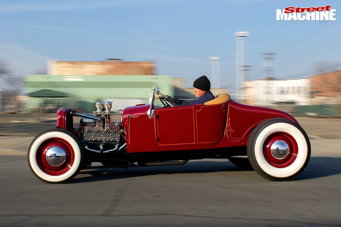 Ford Model T onroad