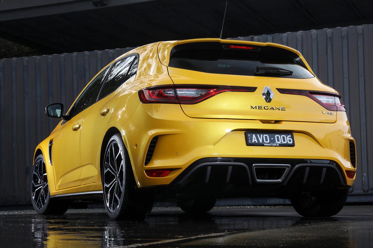 Renault Megane Rs Rear Qtr Jpg