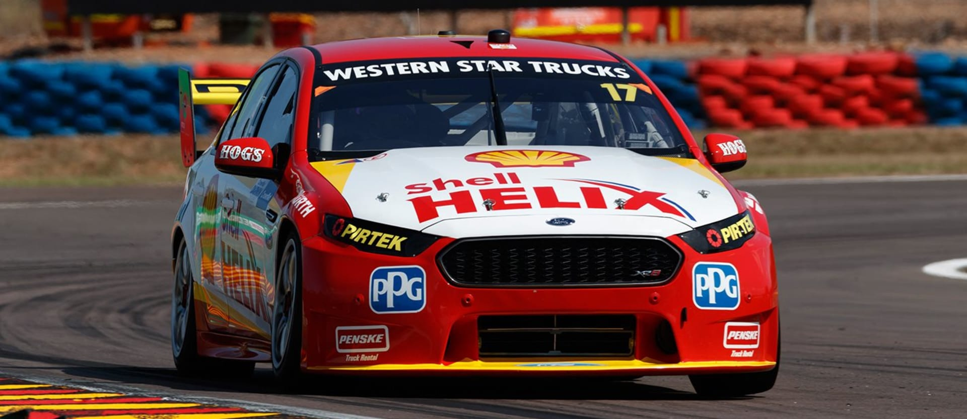 NASCAR appeal lures McLaughlin to DJR Team Penske