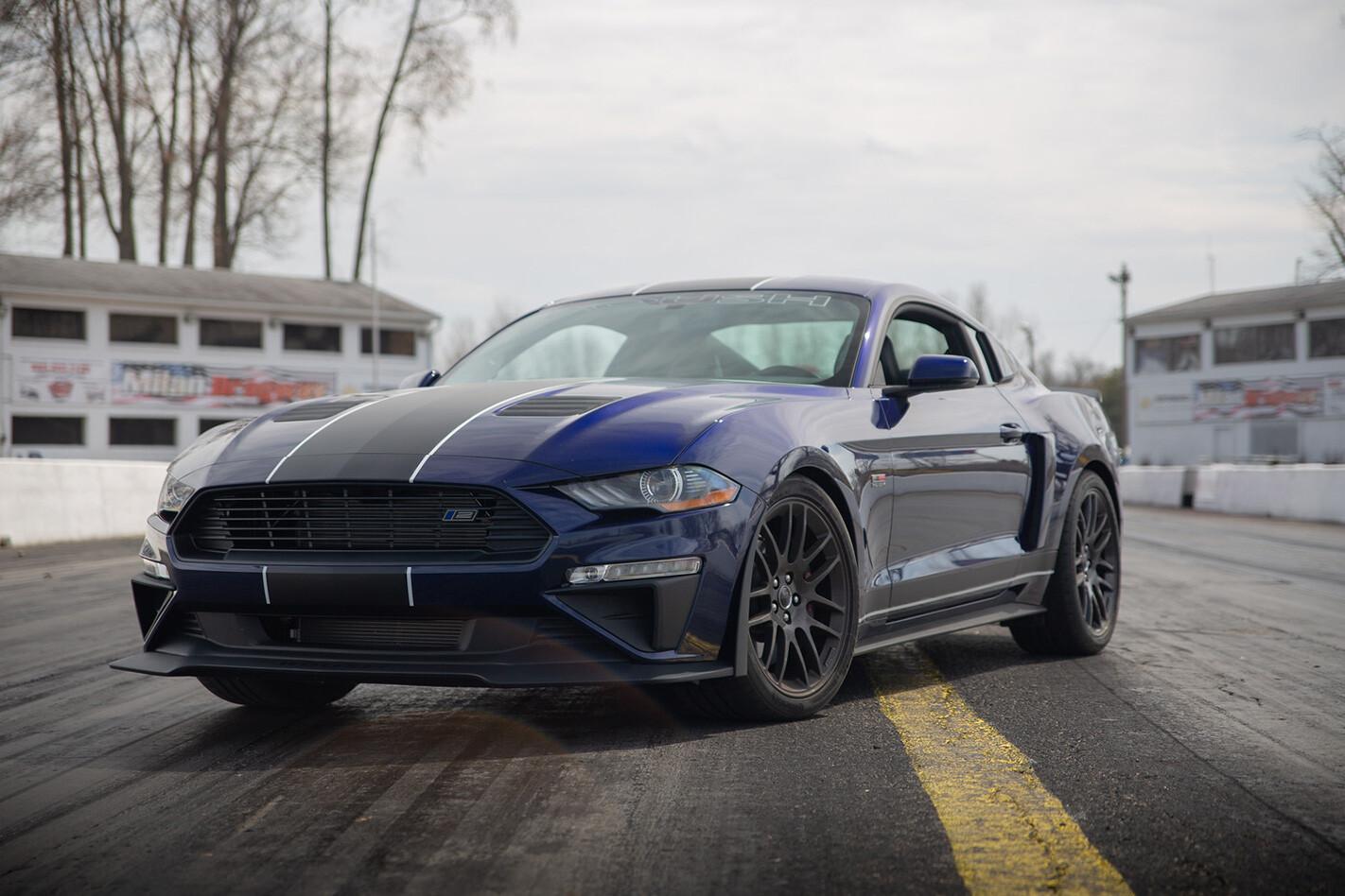Roush JackHammer Mustang side