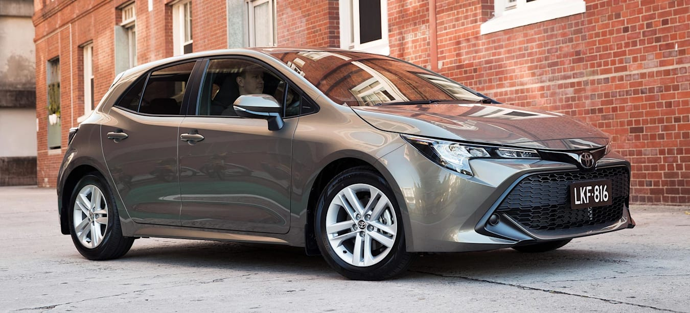 2019 Toyota Corolla Ascent Sport quick performance feature