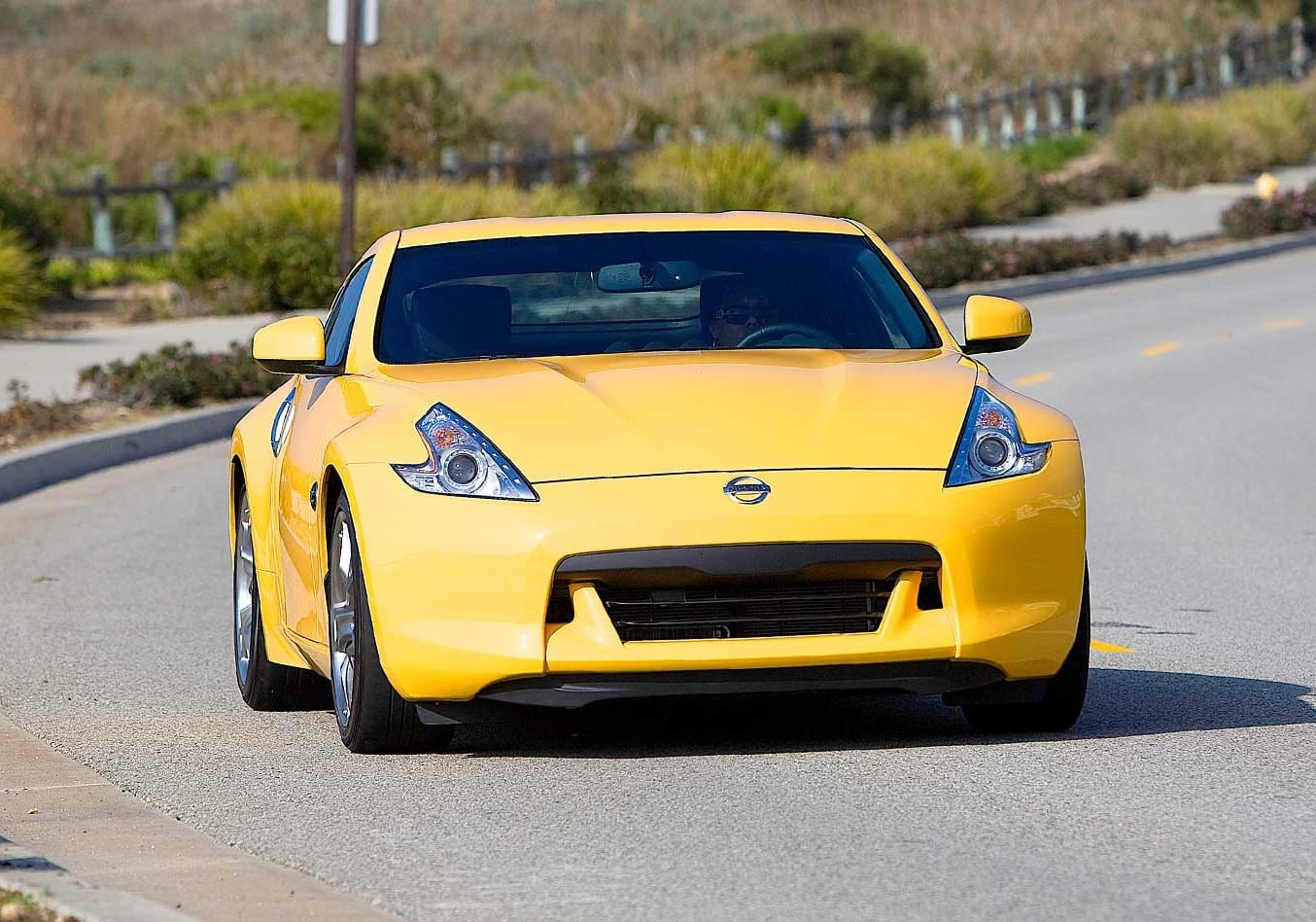 2008 Nissan 370Z review