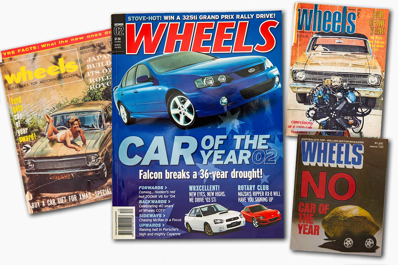 Wheels car of the year