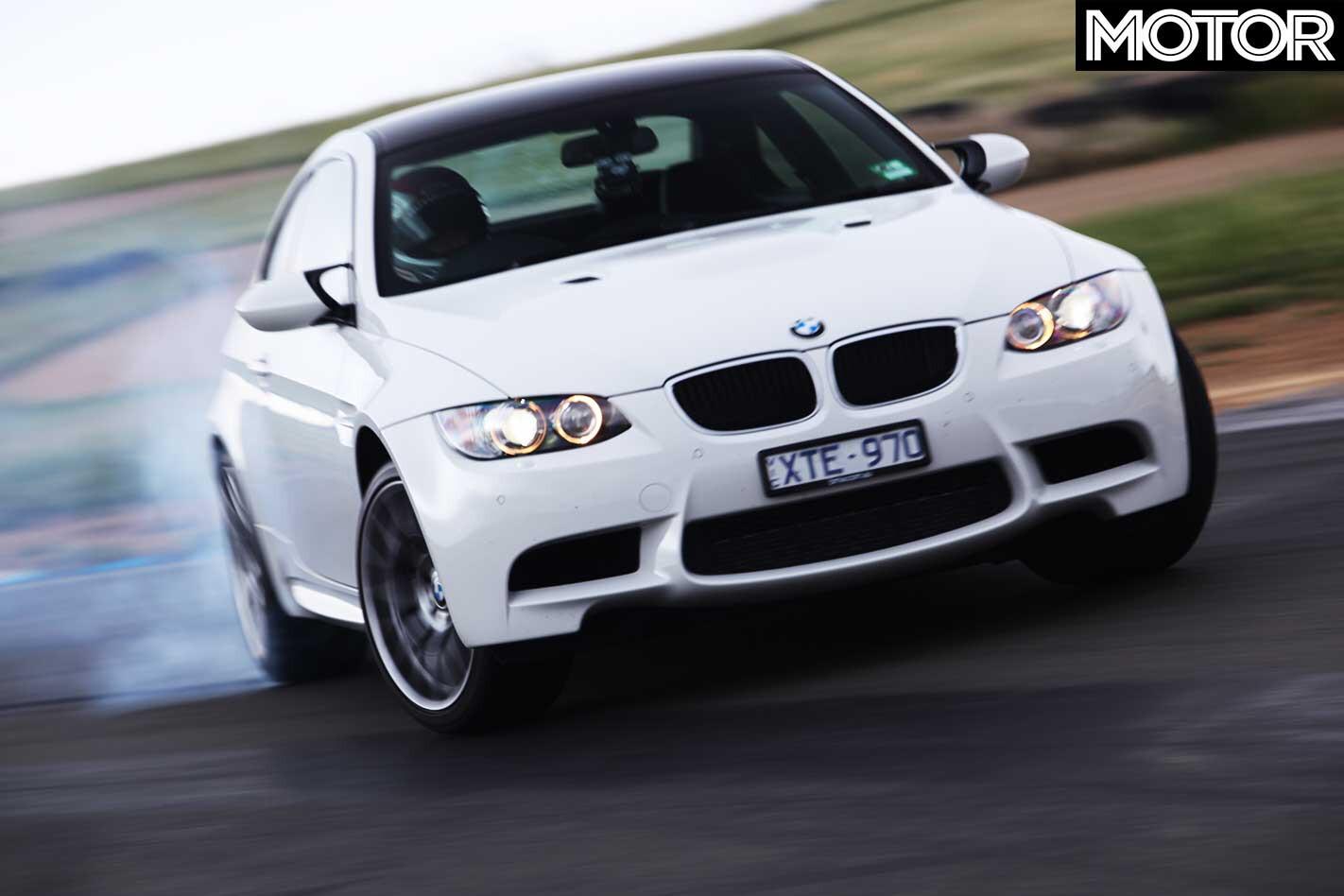 2011 BMW M 3 Track Handling Jpg