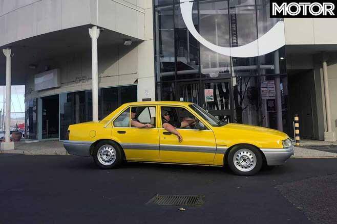 Holden Camira VL Commodore BT 1 Tribute Tasman Bay Jpg
