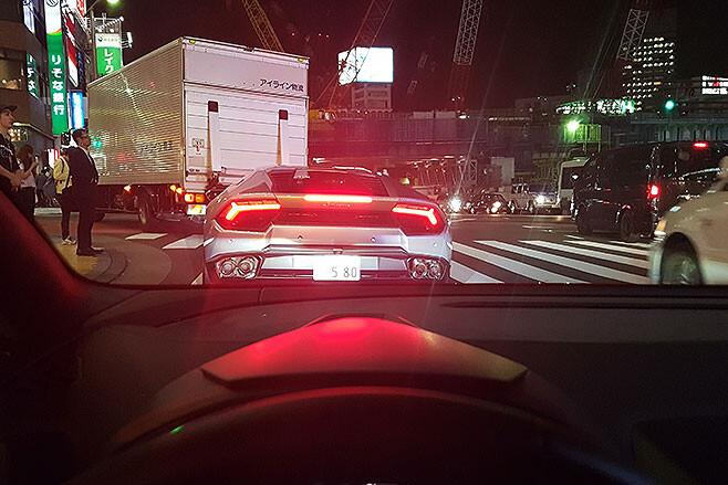 Lamborghini -Huracan -LP-580-REAR