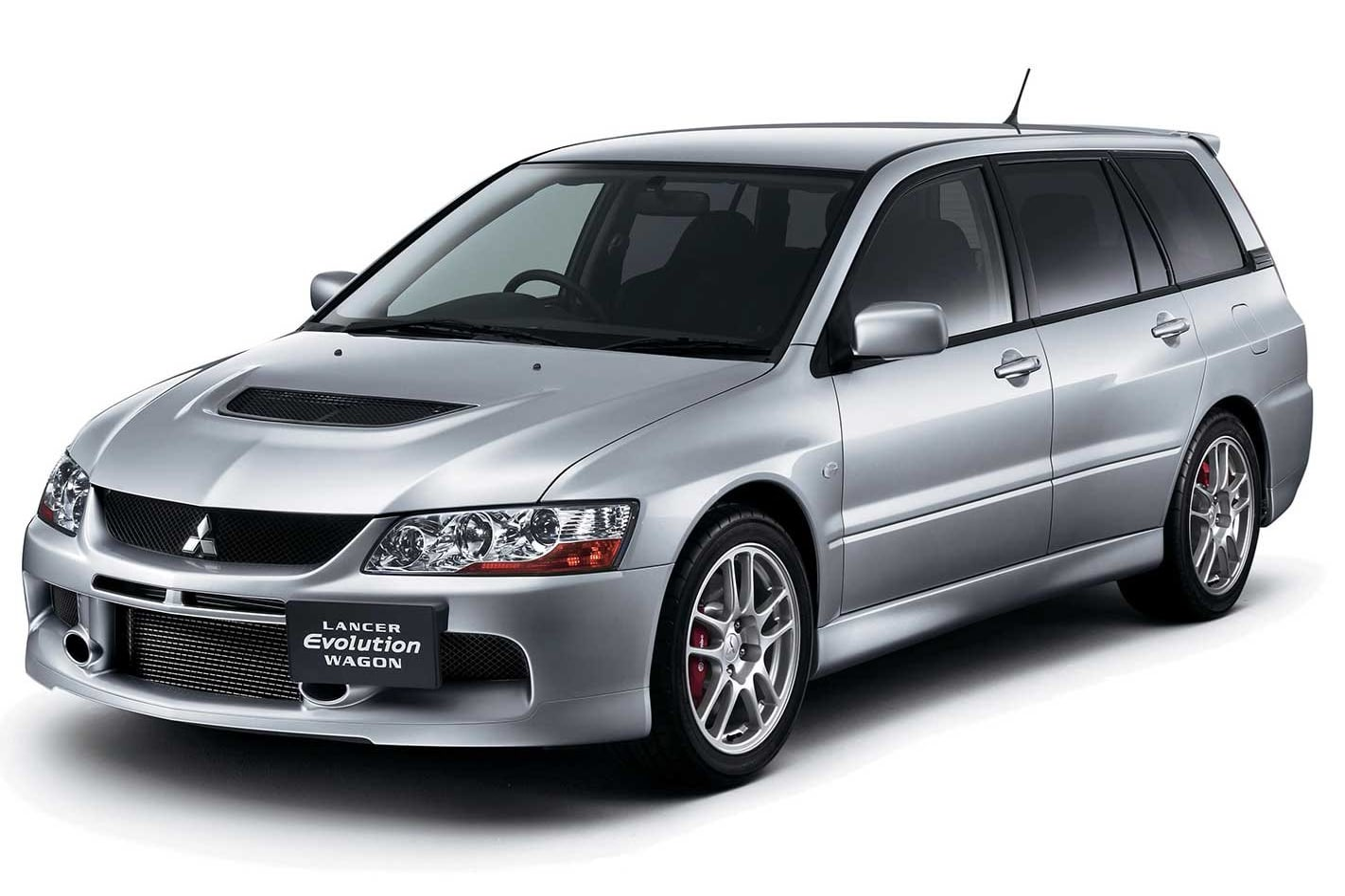 2005 Mitsubishi Lancer Evolution IX Wagon feature