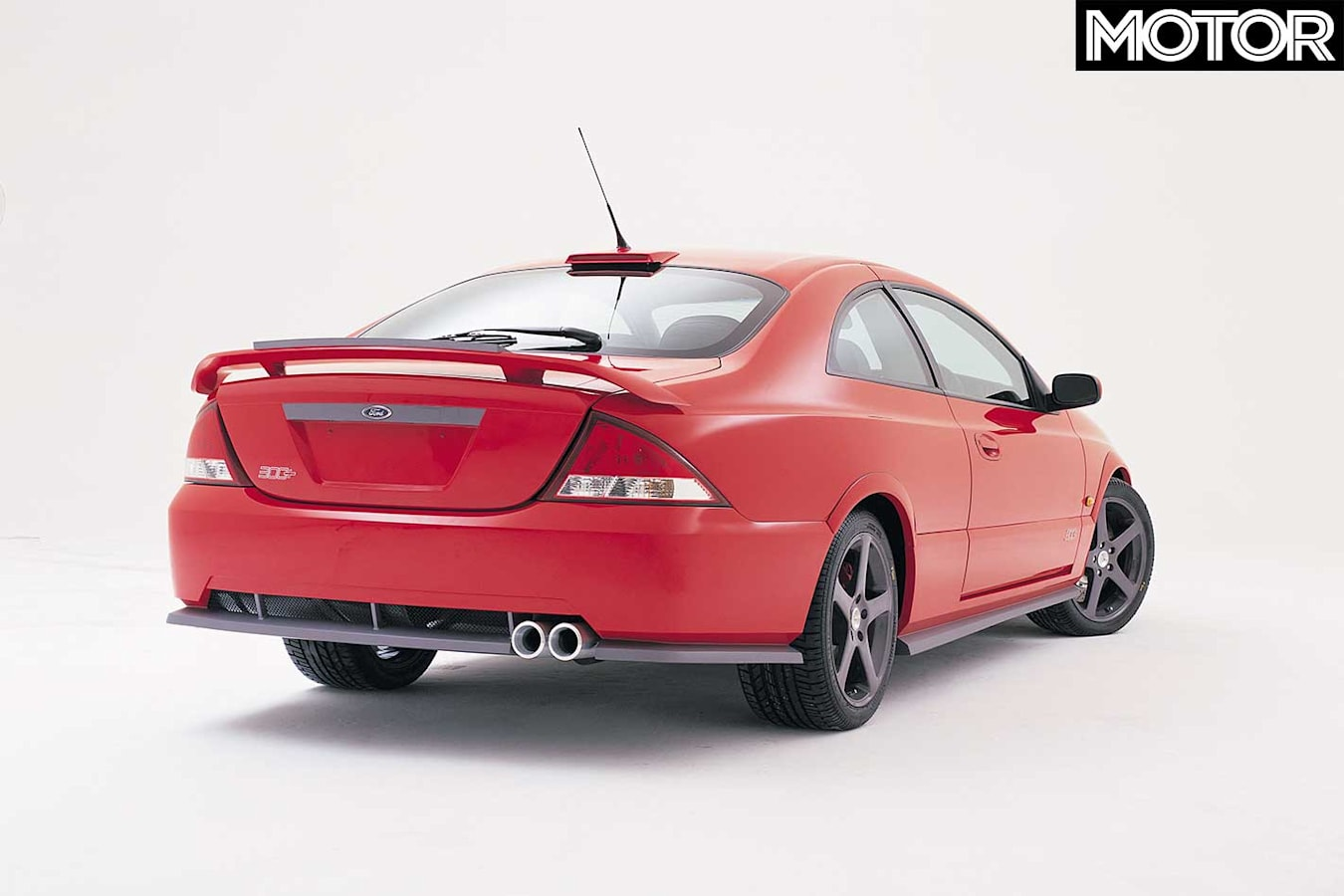 2001 Ford 300 Plus Coupe Rear Jpg